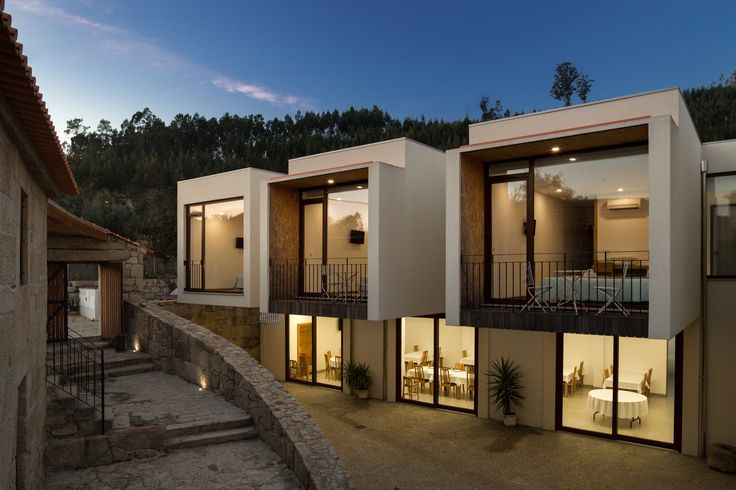 Completed in 2016 in Sever do Vouga, Portugal. Images by ITS – Ivo Tavares Studio. The concept was anchored in the relation of three words: MAN (active subject) - HISTORY (building element of society) - OBJECT (product created)....