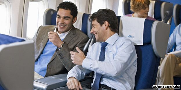 Smell - The smell of success thanks to KLM
