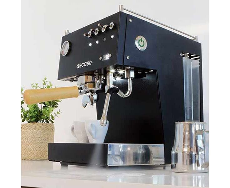 Ascaso steel duo pid coffee machine white in 2020