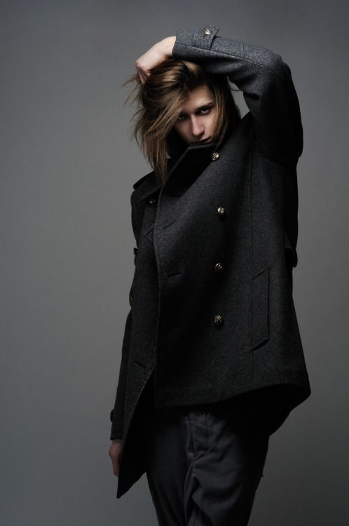 1000+ images about Androgynous models on Pinterest