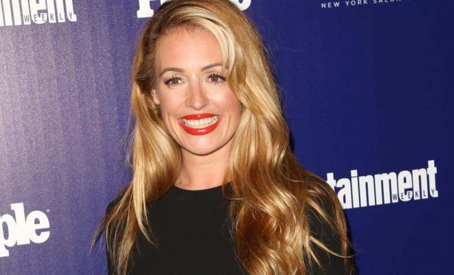 Why Cat Deeley tends to worry