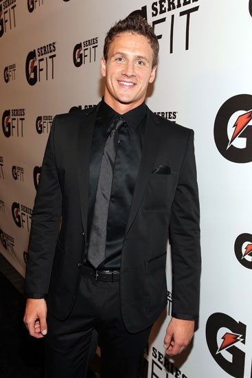 Ryan Lochte -- @Leesa Simmons @Lauren Simmons & @Katie Giles -- Swimmers are the hottest athletes!