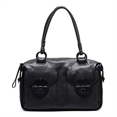#mimco Metro Huntress - Turnlock Zip Top