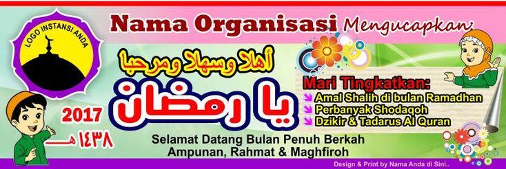 28 best Desain Spanduk Banner Ramadhan Format Vector Corel ...