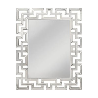 This fresh interpretation of the classic Greek key motif can enhance contemporary as well as transitional environments. Description from overstock.com. I searched for this on bing.com/images