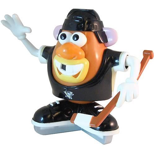 Jugador de Hockey de los Pinguinos de Pittburgh: Fans Girls, Penguins Nhl, Pots Head, Nhl Pittsburgh, Ducks Potatoes, Potato Heads, Potatoes Head, Pittsburgh Penguins, Penguins Hockey