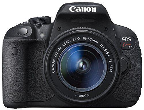 Canon デジタル一眼レフカメラ EOS Kiss X7i レンズキット EF-S18-55mm F3.5-5.6 IS STM付属 KISSX7I-1855ISSTMLK キヤノン http://www.amazon.co.jp/dp/B00BXVR5JY/ref=cm_sw_r_pi_dp_74ECub1KQ927N
