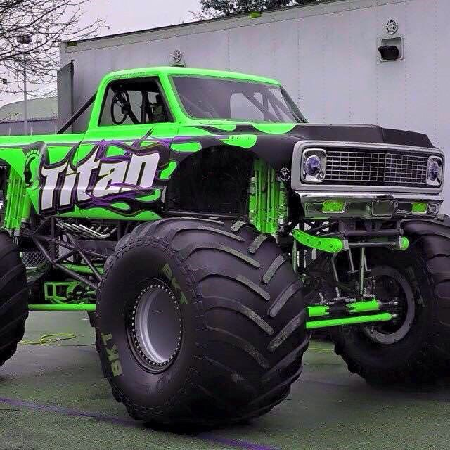 60 Best Images About Monster Trucks On Pinterest