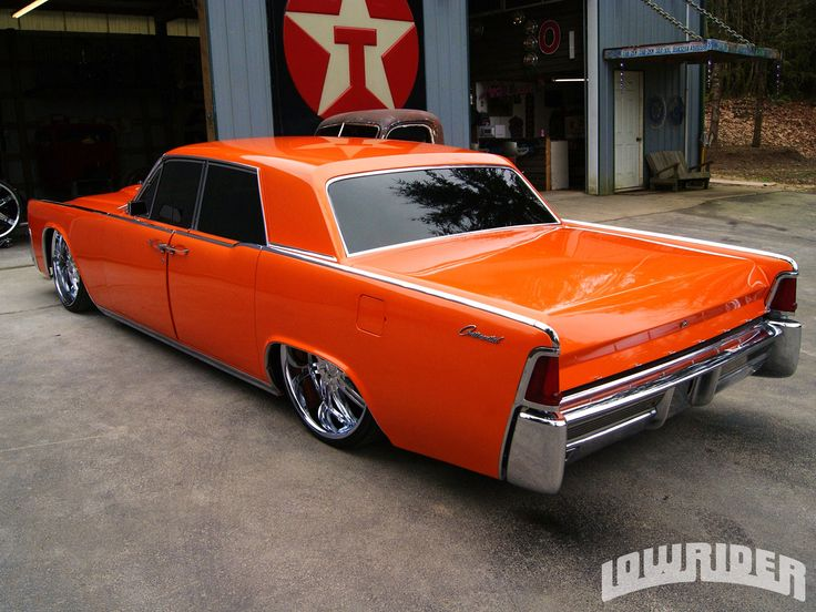 1964 lincoln continental orange ford wheelzz pinterest cars terry o 39 quinn and the. Black Bedroom Furniture Sets. Home Design Ideas