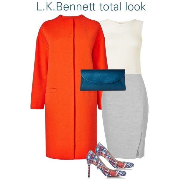 L.K. Bennett total look. Моя любимая марка базовых вещей!