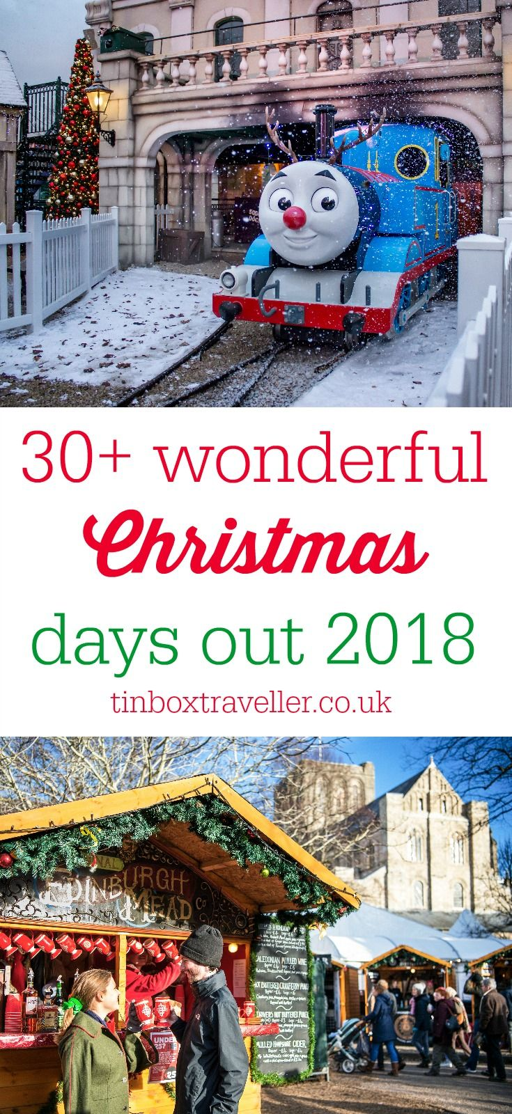 Best UK Christmas days out with kids in 2018 UPDATED | Christmas ...