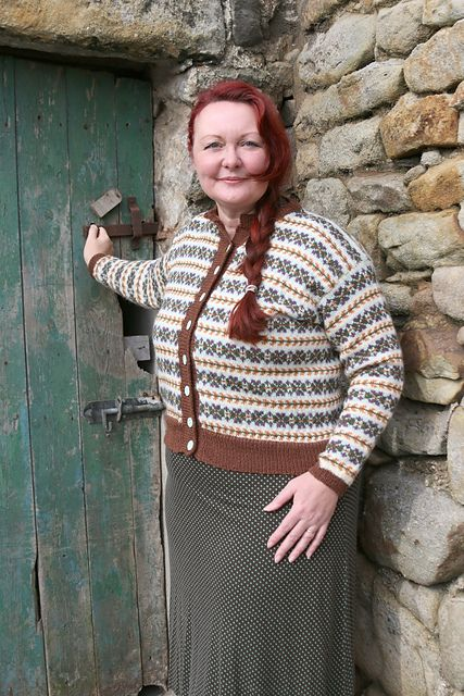 Ravelry: Bowland pattern by Susan Crawford