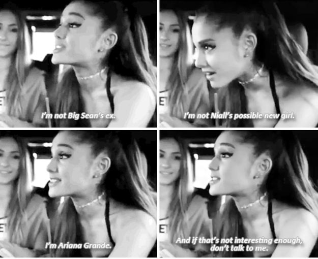 This is why I love Ari. She puts the facts out there in a way that her words cannot be twisted and she puts it in a funny way to remember!❤️
