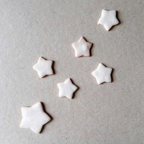 Star cookies  Instagram @qmjft