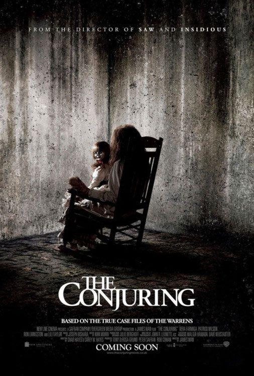 El conjuro - The conjuring