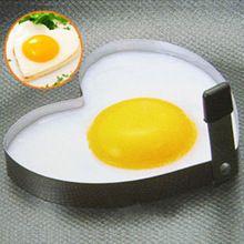 1168 liebe kreative egg pancake ring braten spiegelei werkzeug mit edelstahl form(China (Mainland))