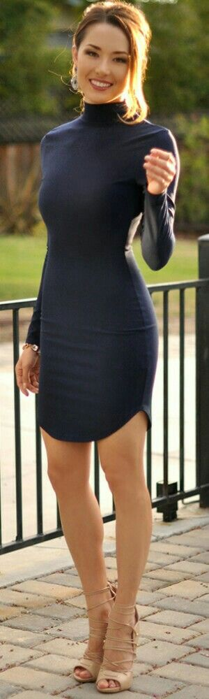 Navy Blue / Fashion by Hapa Time