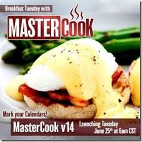MasterCook 14 - just the best recipe software out there. Easy to learn, intuitive. Create 1 cookbook or 100. I've been a fan of MasterCook for 20 years and counting. Read about it on my blog: http://tastingspoons.com/archives/10416