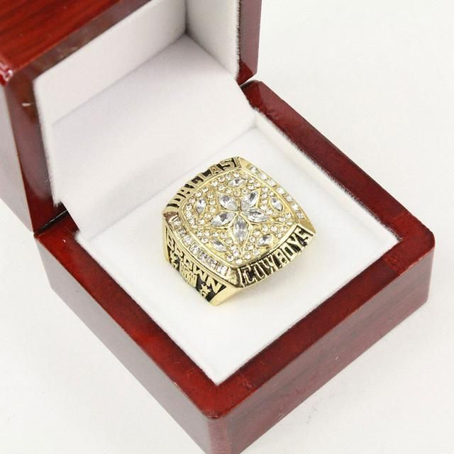 1995 Dallas Cowboys Super Bowl XXX World Championship Ring  #newstuff #promotion #sale #follow #love #free
