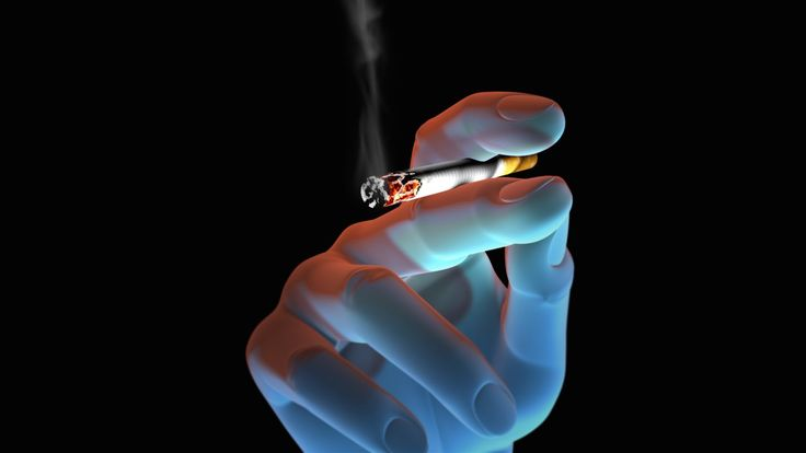 Smoking Causes Cancer, Heart Disease, Emphysema สูบบุหรี่ทำให้เกิดโรคมะเร็งโรคหัวใจถุงลมโป่งพอง