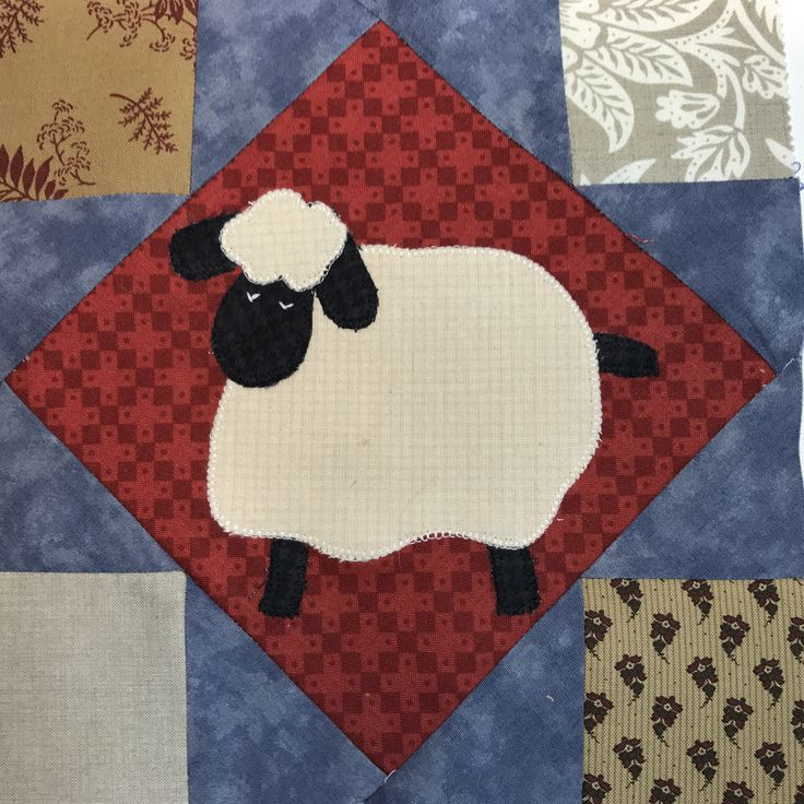 Mei Bobbin quilt