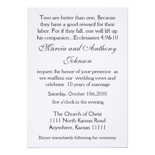 108 Best Images About Wedding Renewal Invitations On
