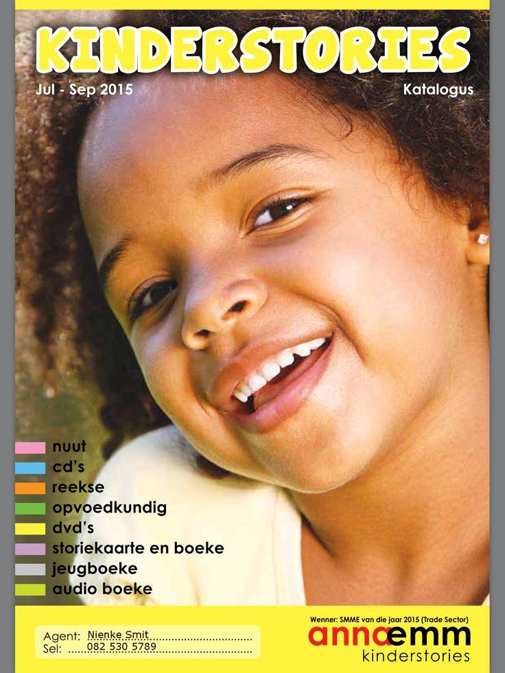 Anna Emm Katalogus Julie 2015 #afrikaans #kinderstories #luisterstories