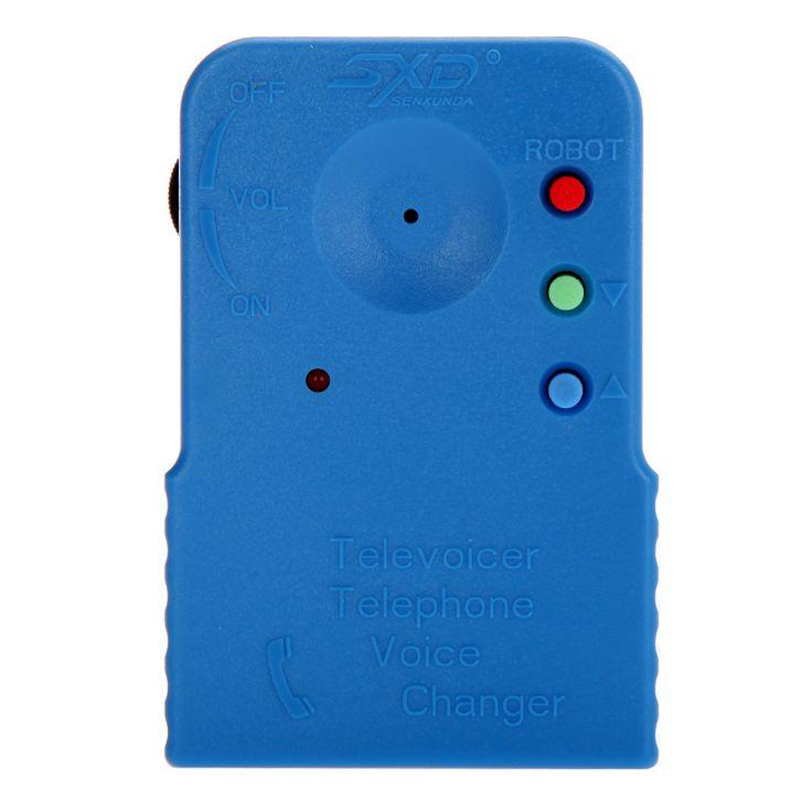 Mini Portable Wireless 8 Multi Voice Changer Blue Phone Microphone Portable Audio & Video //Price: $19.88      #followme