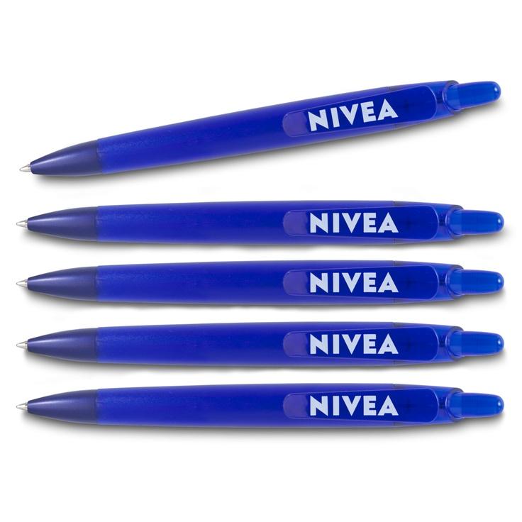 NIVEA Kugelschreiber 5er Set #nivea #kugelschreiber #pen