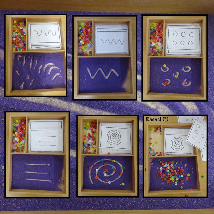 "Patterns in the Montessori Tray (FREE downloadable pattern cards) - from Rachel ("",)"