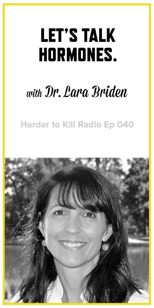 radio personality resume%0A Let u    s Talk Hormones with Dr  Lara Briden  Harder to Kill Radio