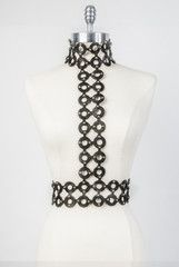 FW15 Serpentine Harness – Zana Bayne