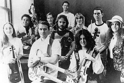 This album featured the Mahavishnu Orchestra and the London Symphony Orchestra…