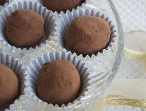 Resep Kue Bola-bola Coklat Sederhana