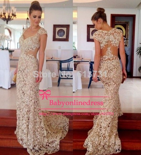 45 best images about Prom on Pinterest | Lace, Evening dresses ...