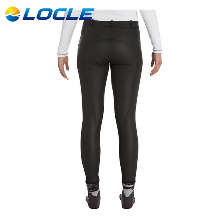 LOCLE Women Professional Horse Riding Breeches Horse Riding Chaps For Women Horse Riding Pants