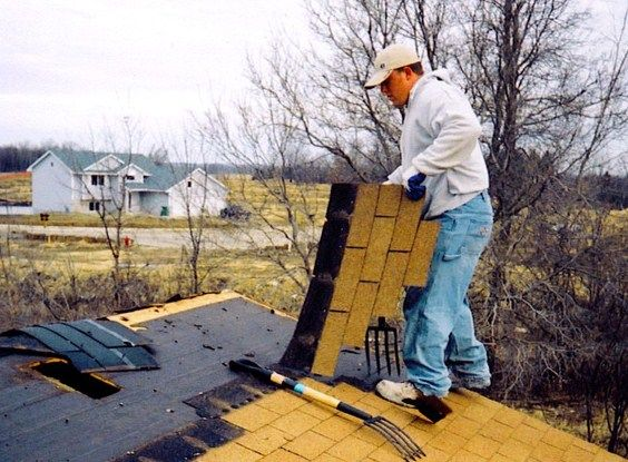 Qualified Roof Replacement Services | The Roofers