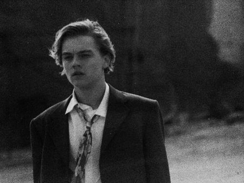 Leo DiCaprio in Romeo+Juliet