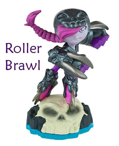 Skylanders Swap Force Roller Brawl