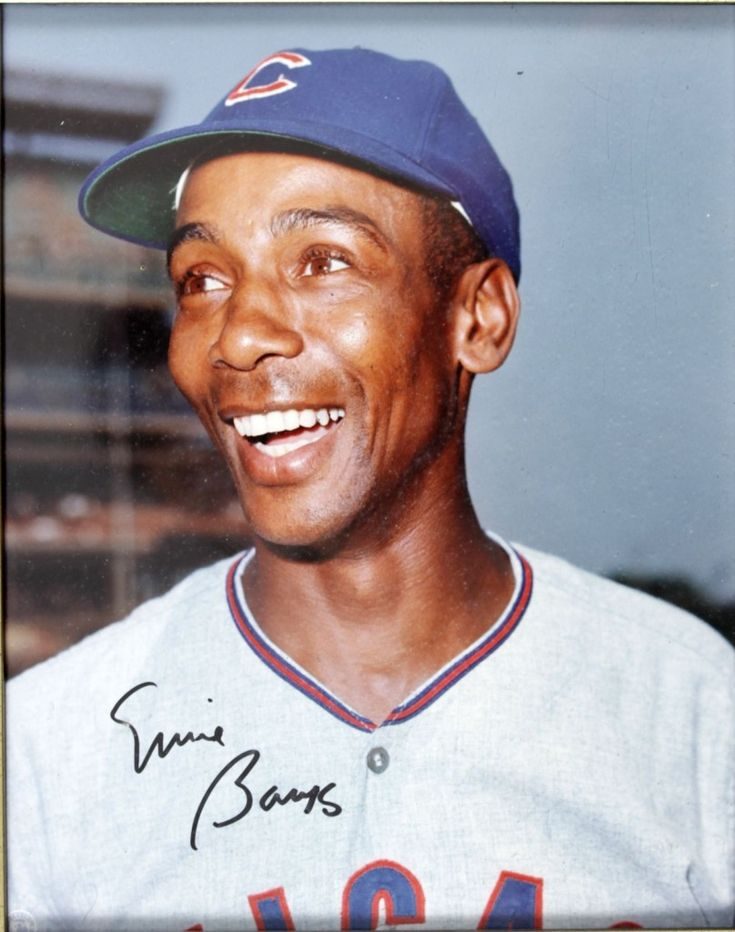 "The legendary Ernie Banks showed all of us what it meant to ""live the Creed."""