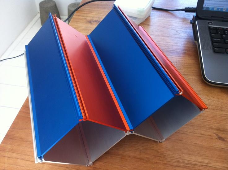 Coloured Nucleus prototypes.