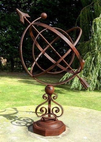 Armillary Sundials : Black Country Metalworks Ltd