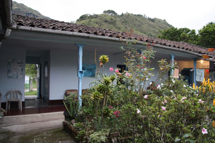 One of the places we recommend for your night stay in Tierradentro, Hospedaje Lucerna owned by a lovely old couple.