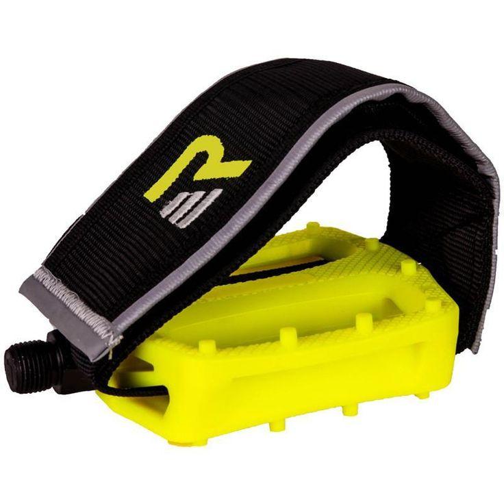 Retrospec BMX Pedal & Velcro Straps