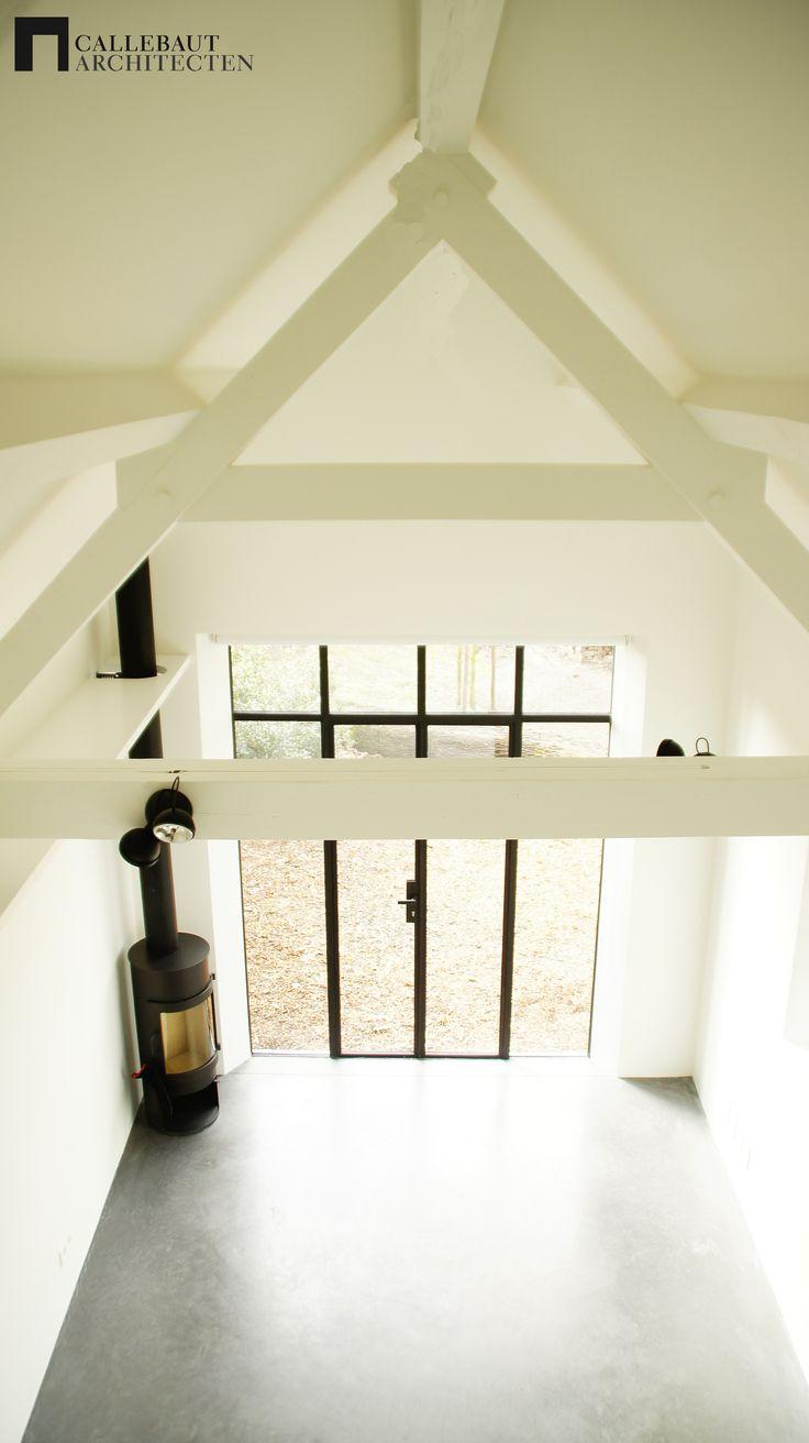 'Villa Celina' te Waasmunster - Callebaut Architecten