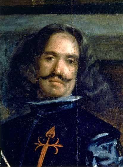 Diego Rodríguez de Silva y Velázquez (Sevilla, hacia el 5 de junio de 1599 – Madrid, 6 de agosto de 1660), conocido como Diego Velázquez, fue un pintor barroco, considerado uno de los máximos exponentes de la pintura española y maestro de la pintura universal.