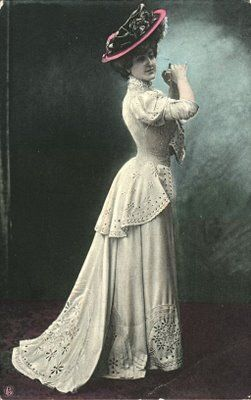 MODA HISTÓRIA: A Era Vitoriana (1837 - 1860): Hats, Turn, Victorian Weddings, Xix Century, Victorian Fashions, Victorian Era
