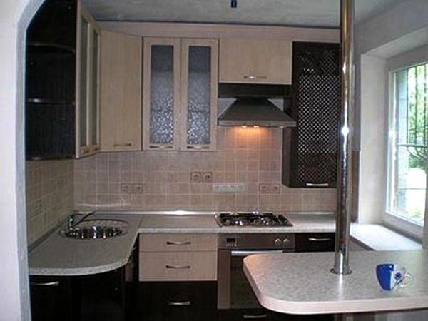 кухня в хрущевке дизайн фото 6