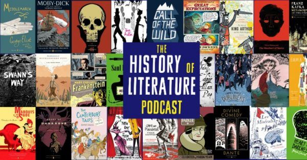 The History of Literature Podcast Takes You on a Literary Journey: From Ancient Epics to Contemporary Classics