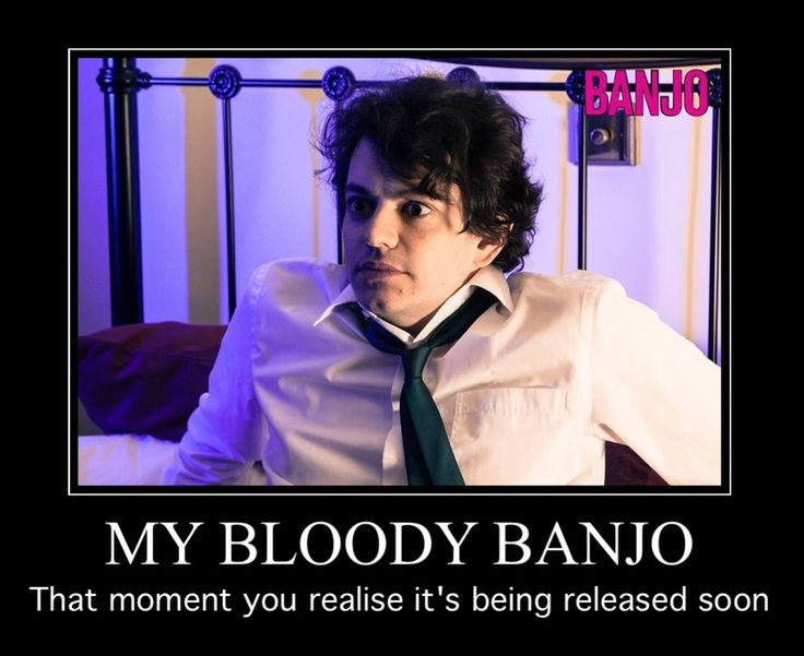 #FF Get that #FridayFeeling by following #MyBloodyBanjo on  #Twitter @banjomovie  #Facebook @mybloodybanjo  Coming UNCUT✂️ October 17 #SupportIndieFilm